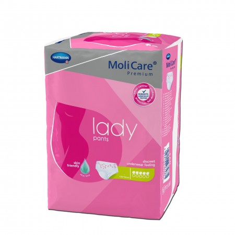 MoliCare Lady Pants 5 Gotas M 8 Uds