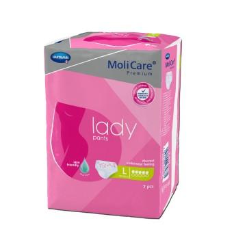 MoliCare Lady Pants 5 Gotas L 7 Uds