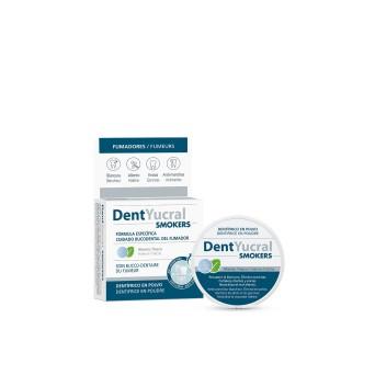 DentYucral Smokers Polvo 50 g