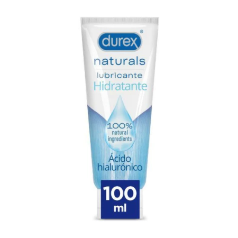 Durex Naturals Lubricante Hidratante 100 Ml