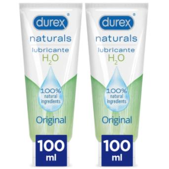Durex Naturals Intimate Gel 2 U X 100 Ml