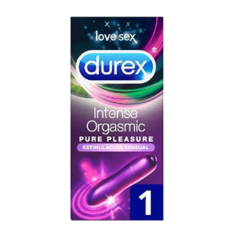Durex Intense Orgasmic Pure Pleasure