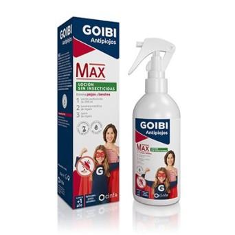 Goibi Antipiojos Max Locion Sin Insecticidas 200 Ml