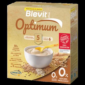Blevit Plus Optimum 5 Cereales 400 G
