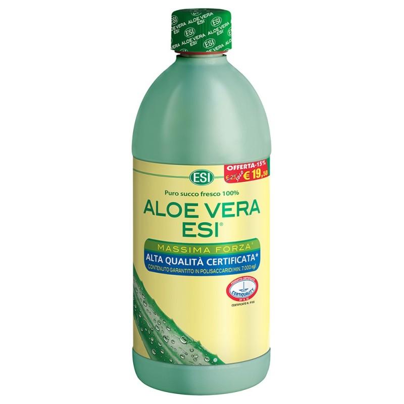 Aloe Vera Zumo 1l Esi