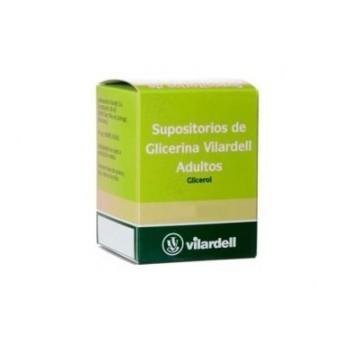 Supositorios Glicerina Vilardell Adultos 18 Supo