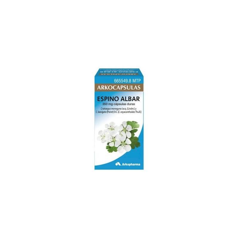 Arkocapsulas Espino Albar 350 Mg 48 Capsulas