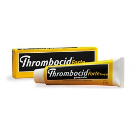 Thrombocid Forte 5 Mg/G Pomada 60 G