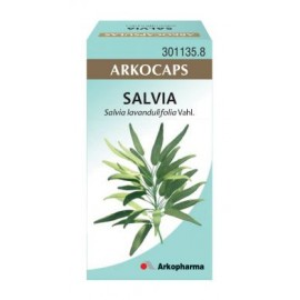 Arkocapsulas Salvia  50 Caps