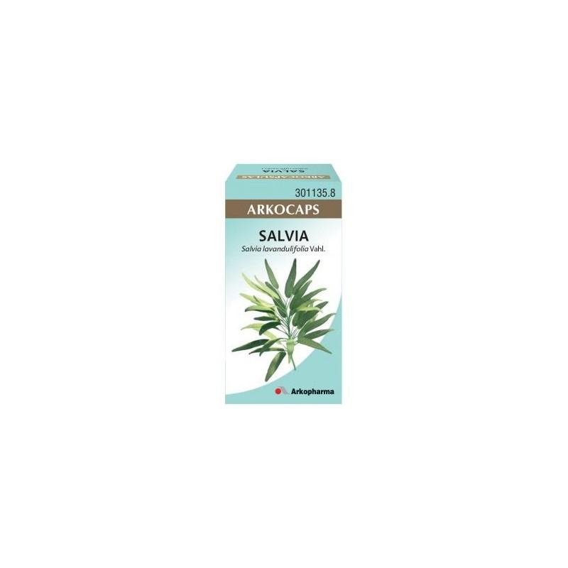 Arkocapsulas Salvia  50 Caps