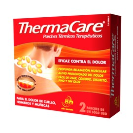 Thermacare Cuello Homrob Muñecas 2 uds