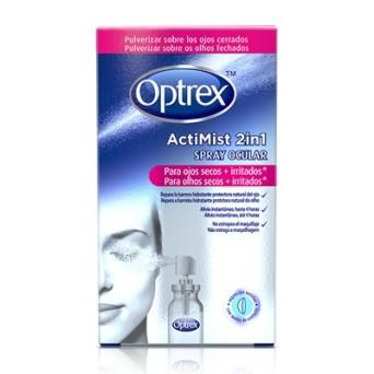 Optrex Actimist Ojos Secos 10