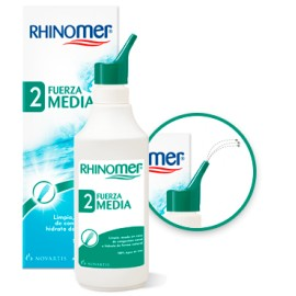 Rhinomer Medium Fuerza 2 135 Ml