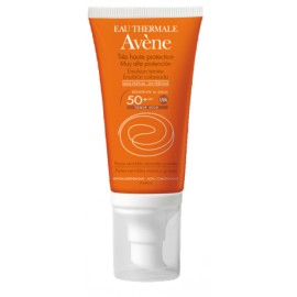 Avene Emulsión 50+ Color Sin Perfume 50 ml