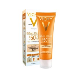 Vichy Antimanchas 3 En 1 Ip50+