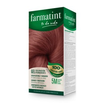 Farmatint 5m Castañ Claro Caob