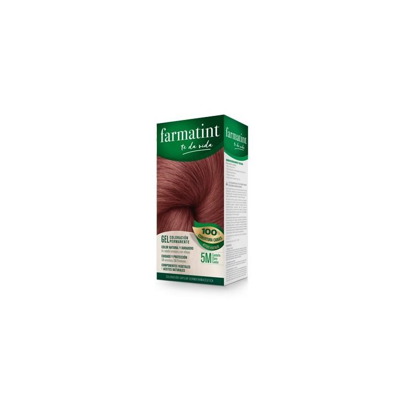Farmatint 5m Castañ Claro Caoba