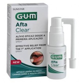Aftaclear Gum Spray 15 Ml