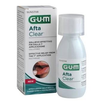 Aftaclear Gum Colutorio 120 Ml