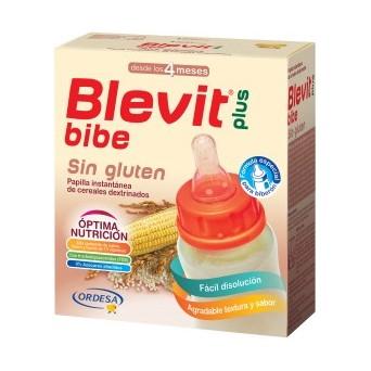 Blevit Plus Sin Gluten Biberon 600 G