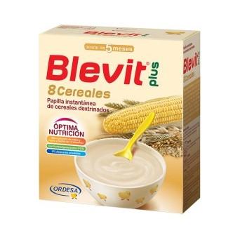 Blevit Plus 8 Cereales Bifidus 600 G
