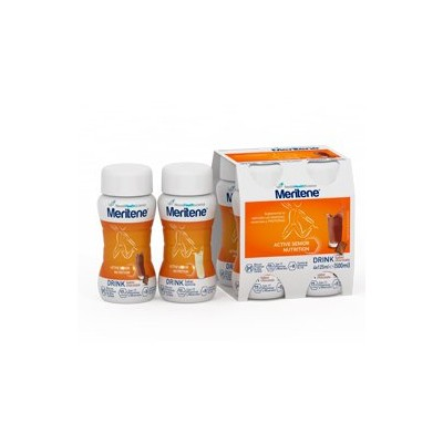 Meritene Activ Chocolate 4 x125 ml