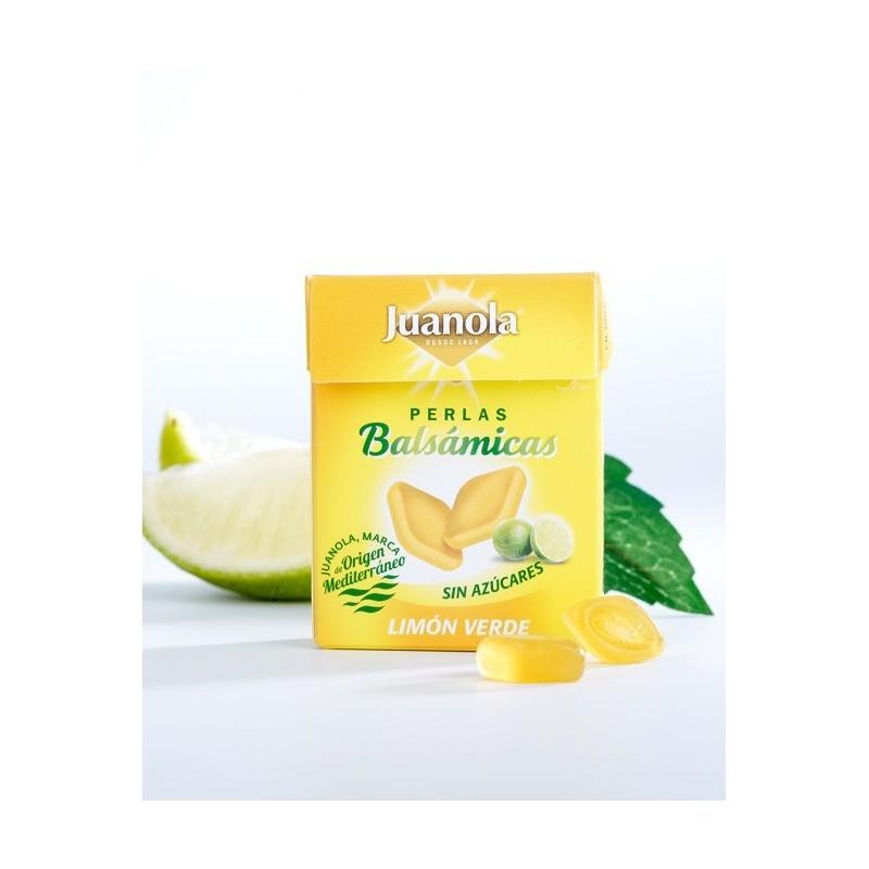 Perlas Juanola Limon Verde 25g