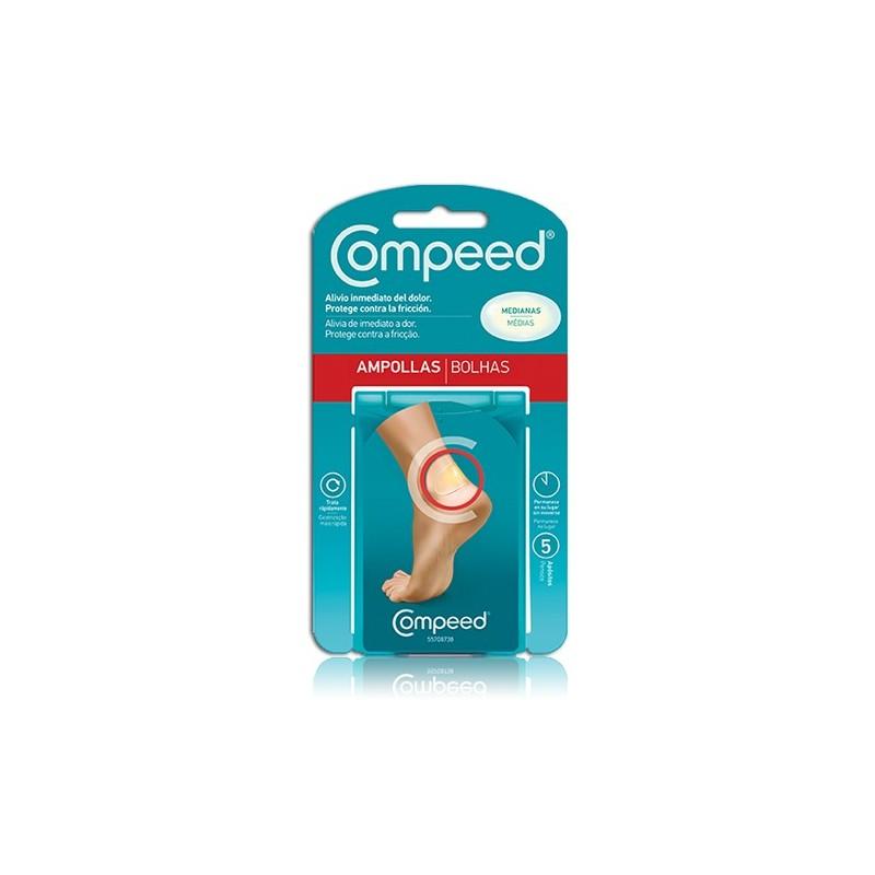 Compeed Ampollas Medianas 5 Apositos