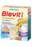 Blevit Plus 8 Cereales Yogur 600 G