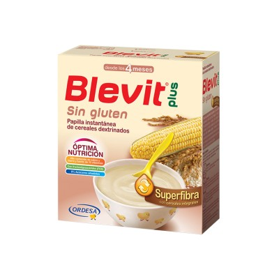 Blevit Plus Superfibra Sin Gluten 600g
