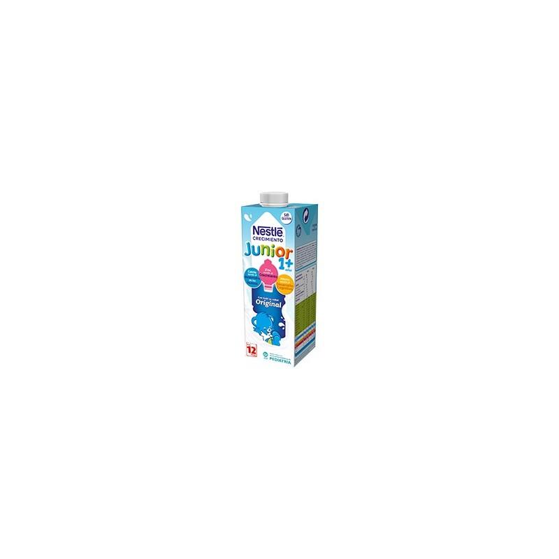 Nestle Junior Crecim Prote 1 L