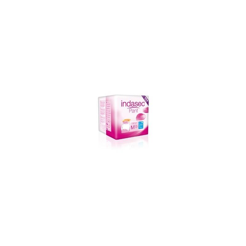 Indasec Pant Plus Media 12 Uds