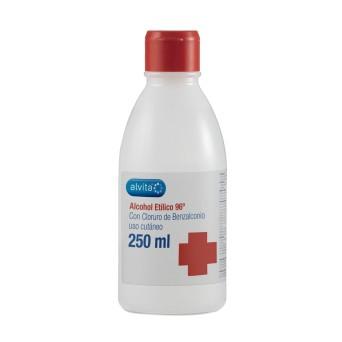 Alvita Alcohol Etilic 96 250ml