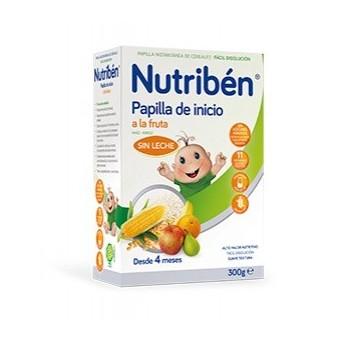 Nutriben Inicio Frutas Sñg 300
