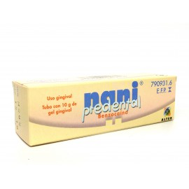 Nani Pre Dental 50 Mg/G Gel Topico 10 Ml