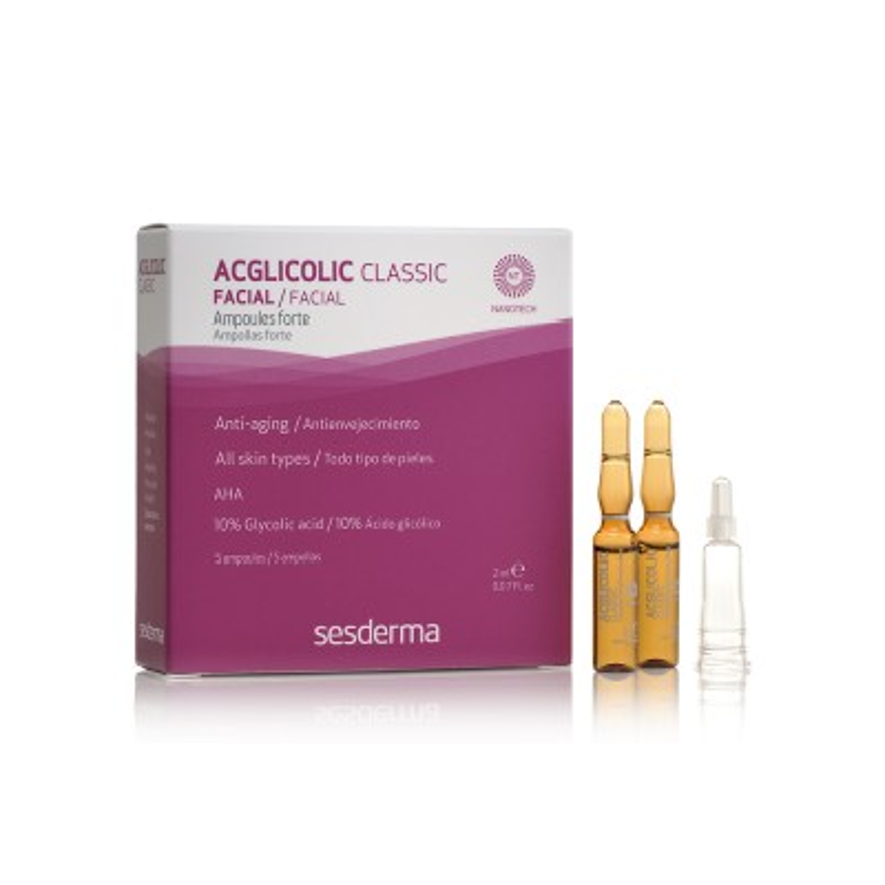 Acglicolic Classic Forte 5 Amp 2ml