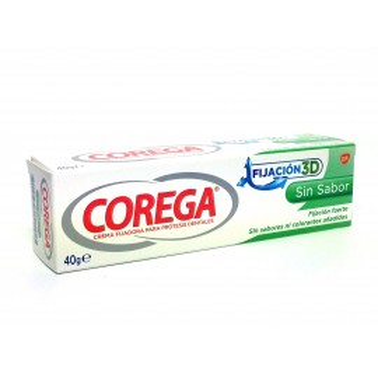 Corega Sin Sabor Crema 40 G