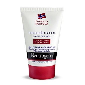 Neutrogena Crema Manos Sin Perfume 50ml