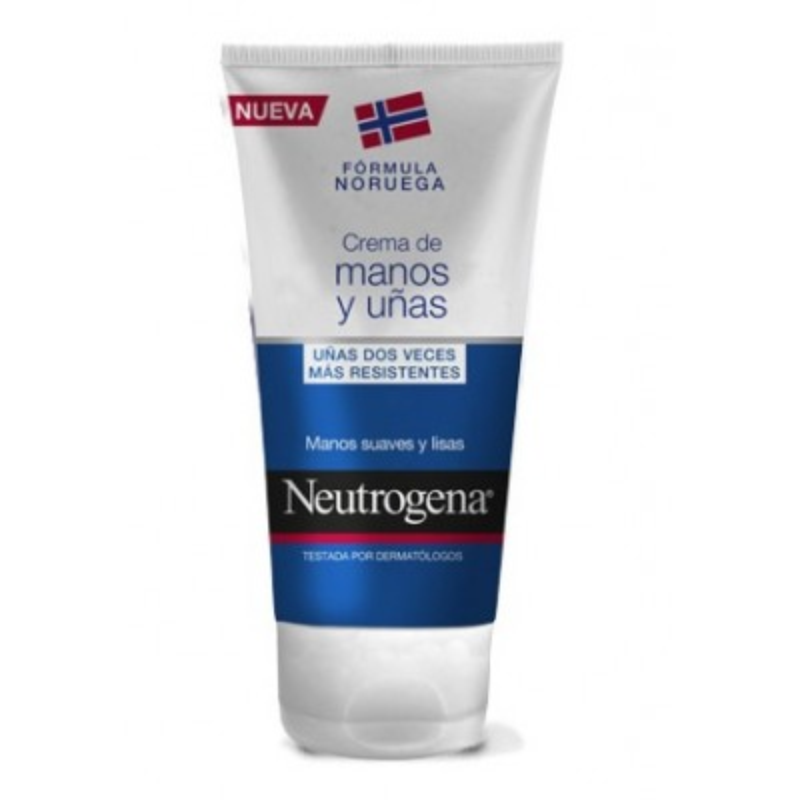 Neutrogena Crema Manos Y Uñas 75ml