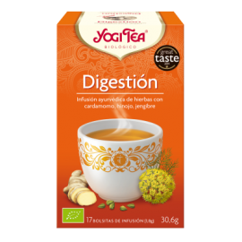 Yogi Tea Digestion 17 Infusiones