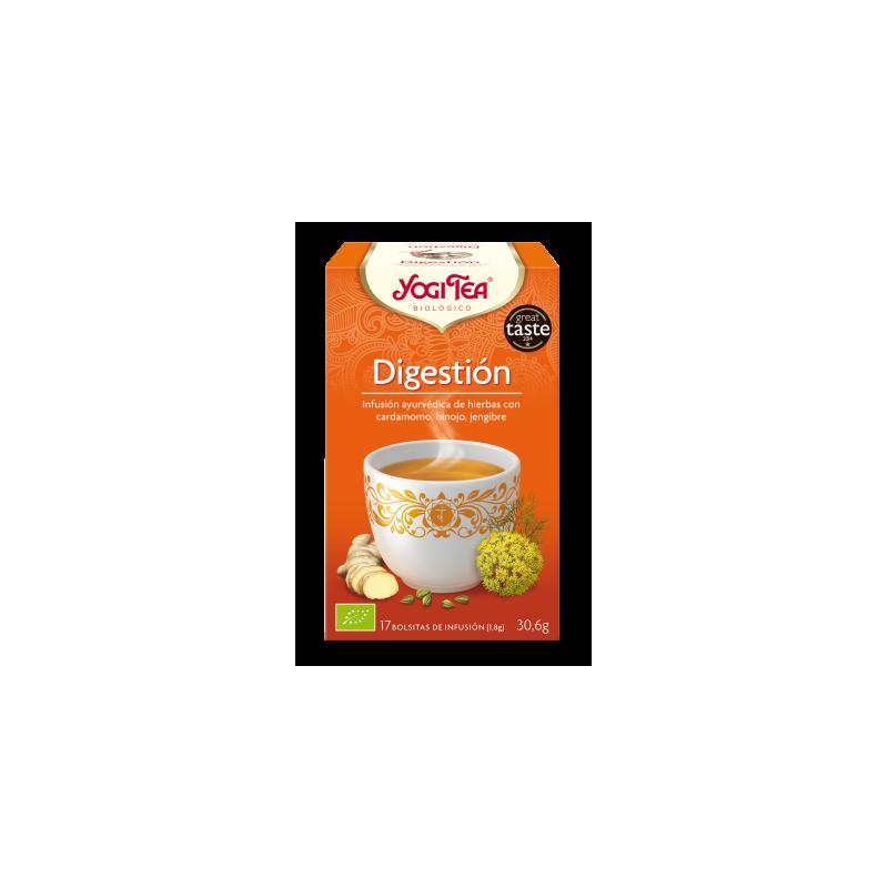Yogi Tea Digestion 17 Infusiones
