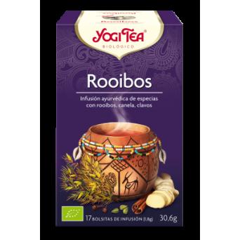 Yogi Tea Rooibos 17 Infusiones