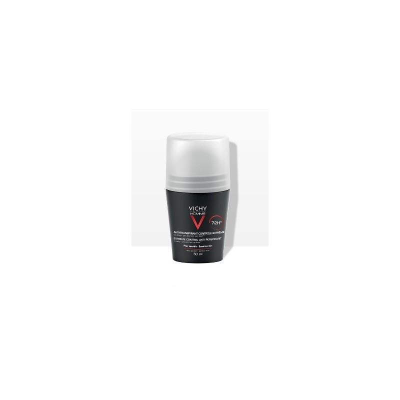 Vichy Hombre Desodorante Bola Antitranspirante 5
