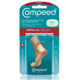 Compeed Extreme Ampollas 5 uds