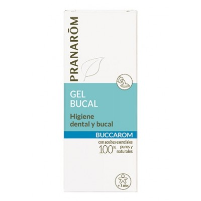 Buccarom Gel Bucal