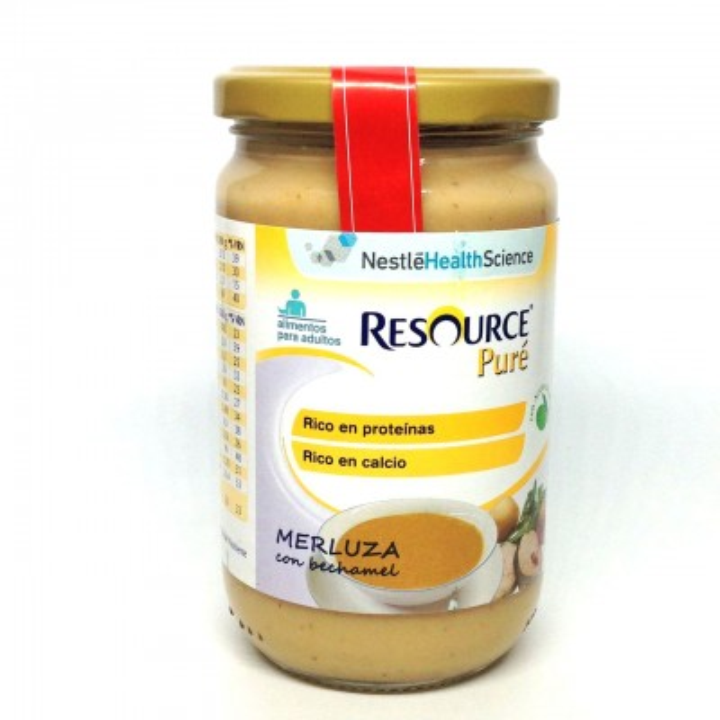 Resource Puré Merluza Bechamel 300g