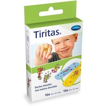 Tiritas Infantil Kids 20 Uds