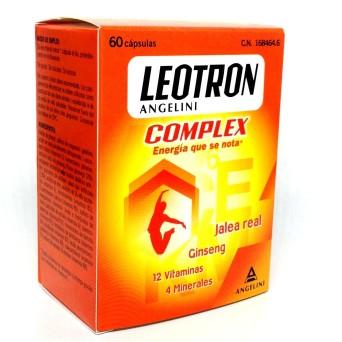 Leotron 60 Capsulas