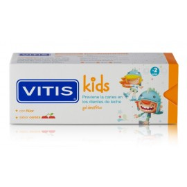 Vitis Kids Gel Dentífrico 50 ml