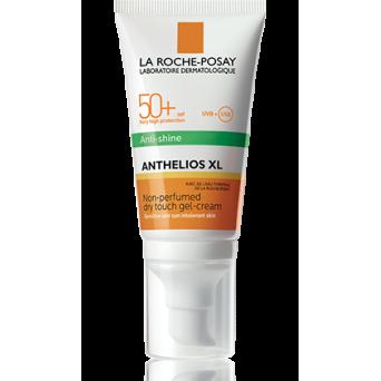 Anthelios Toque Seco Sin Perfume 50+ 50 ml